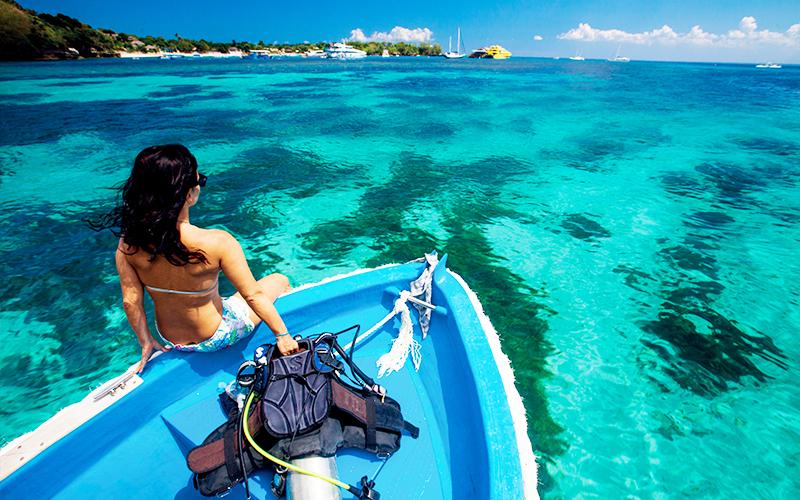 バリ島から行ける『他島』の魅力
