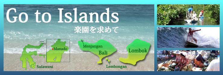 バリ島からいける離島